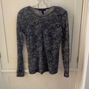 Forever 21 Sheer Top - Size L - fits like M